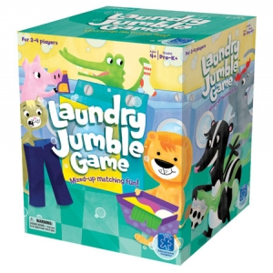 LAUNDRY JUMBLE ™ GAME