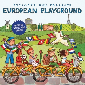 European Playground Audio CD