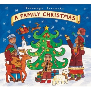 Family Christmas Audio CD