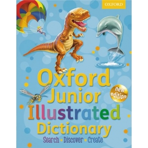 Oxford Junior Illustrated Di..