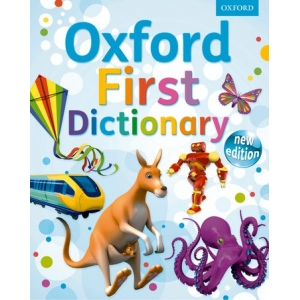Oxford First Dictionary 2011..