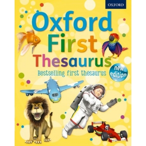Oxford First Thesaurus 2012 ..