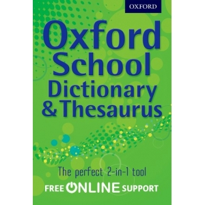 Oxford School Dictionary & T..