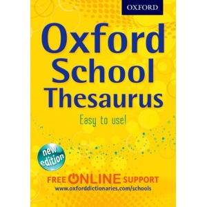 Oxford School Thesaurus 2012..