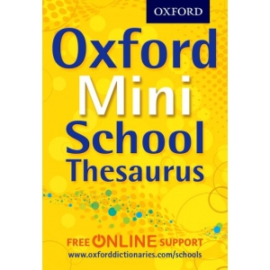 Oxford Mini School Thesaurus..
