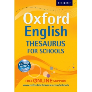 Oxford English Thesaurus for..