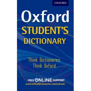 Oxford Student's Dictionary ..