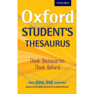 Oxford Student's Thesaurus 2..