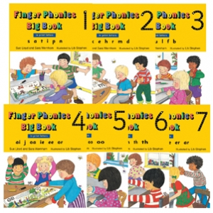 Finger Phonics Big Book..