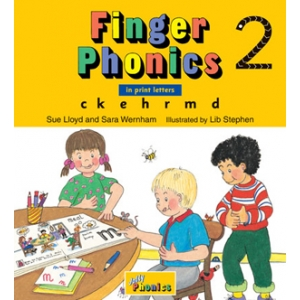 Finger Phonics Book 2 -..