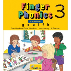 Finger Phonics Book 3 -..