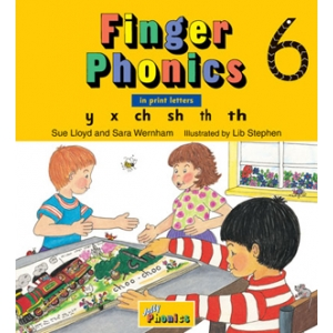 Finger Phonics Book 6 -..