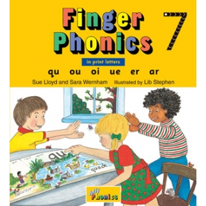 Finger Phonics Book 7 -..