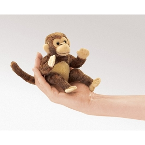 Finger Puppet: Mini Monkey