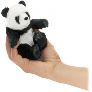 Finger Puppet: Mini Panda