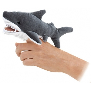 Finger Puppet: Mini Shark