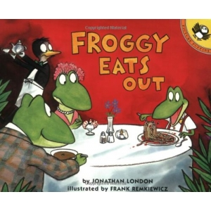 FROGGY EATS OUT HC