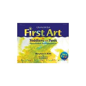 FIRST ART TODDLERS & TWOS