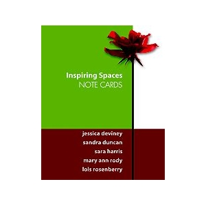 INSPIRING SPACES NOTE CARD