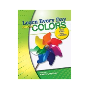 Learn Every Day About Colors..