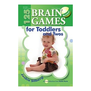 125 Brain Games for Toddlers..