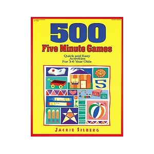 500 Five Minute Games: Quick..