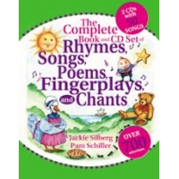 Complete Book and CD Set of Rhymes, Songs, Poems..