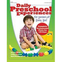 Daily Preschool Experiences: for Learners at Eve..