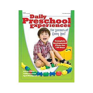 Daily Preschool Experiences:..