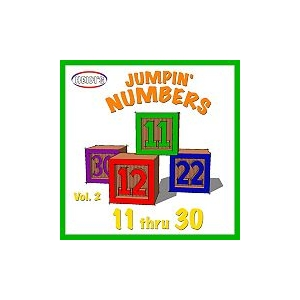 Jumpin' Numbers Vol. 2 CD 11..