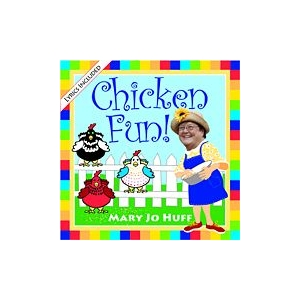 Chicken Fun! Audio CD