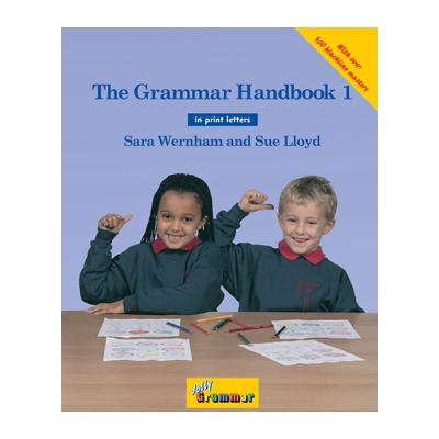 The Grammar Handbook 1 - Print