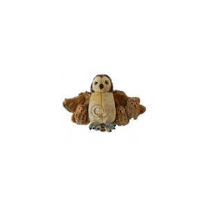 HIDE-AWAY PUPPETS: TAWNY OWL..