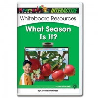 WHAT SEASON IS IT INTERACTIVE WHITEBOARD CD-ROM