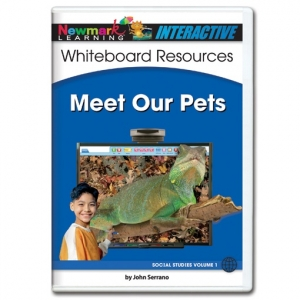 MEET OUR PETS INTERACTIVE WH..