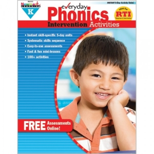 Everyday Phonics Interventio..