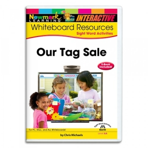 OUR TAG SALE INTERACTIVE WHI..