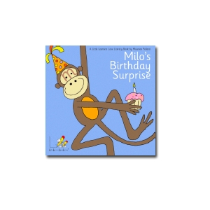 MILO'S BIRTHDAY SURPRISE BOOK