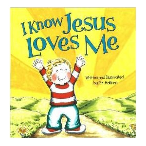 I KNOW JESUS LOVES ME HC [PK..