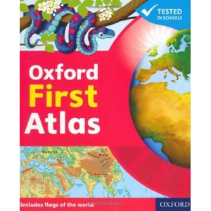 Oxford First Atlas 2011 HB