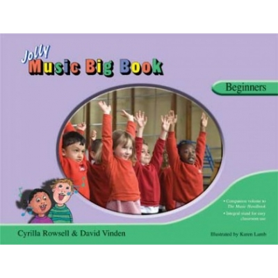 Jolly Music Big Book Beginners