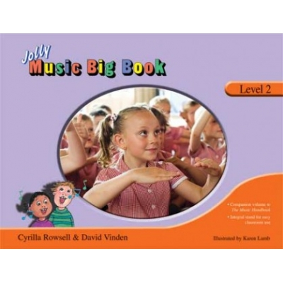 Jolly Music Big Book Level 2