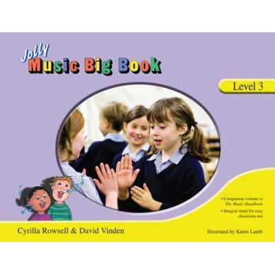 Jolly Music Big Book Level 3