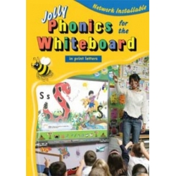 Jolly Phonics for the Whiteboard Site Licence - Print