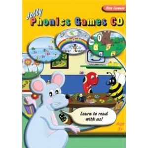 Jolly Phonics Games CD ..