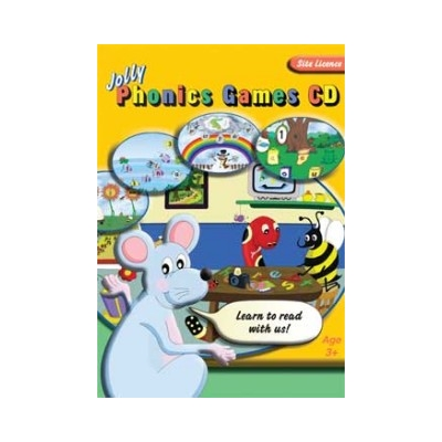 Jolly Phonics Games CD - Site License