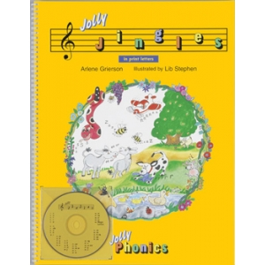 Jolly Jingles Big Book with ..