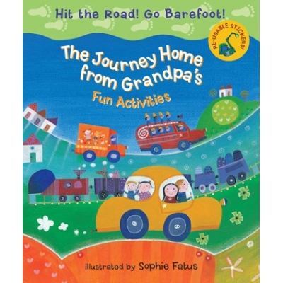Journey Home From Grandpa's Fun Activities, The | Barefoot Series
