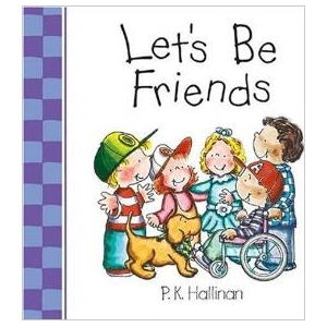 LET'S BE FRIENDS HC [PK HALL..