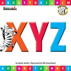 ALPHABET ANIMAL FRIENDS XYZ ..